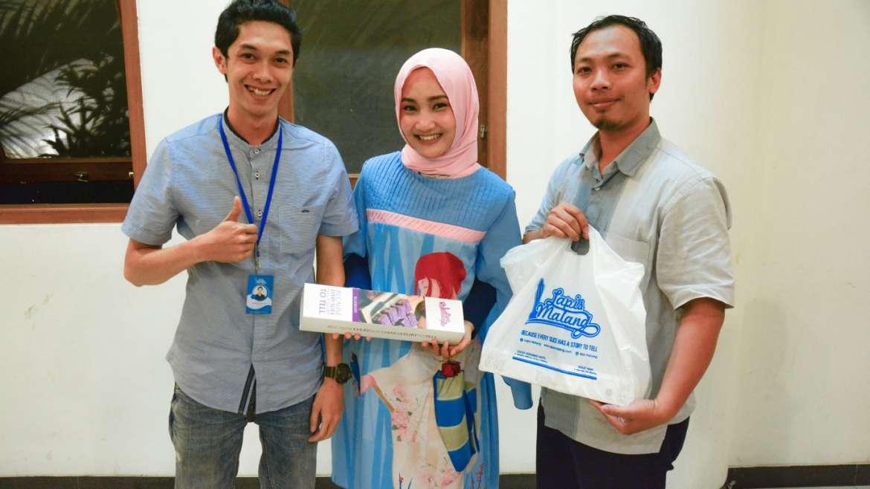 Lapis Malang Mendapat Dukungan dari Artis-Artis Indonesia