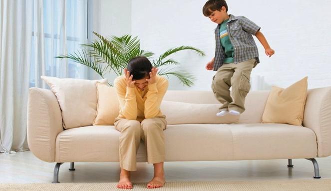 4 Trik untuk Mengatasi Si Kecil yang Hiperaktif