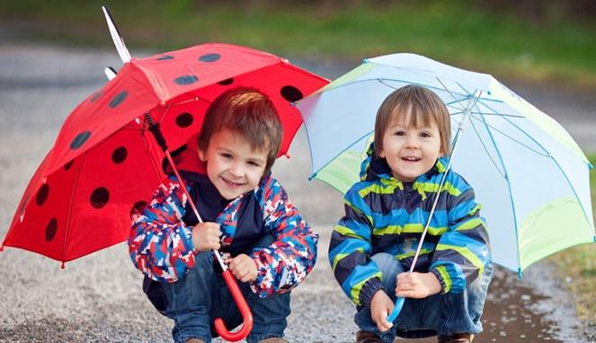5 Cara Lindungi Si Kecil Saat Musim Pancaroba tiba
