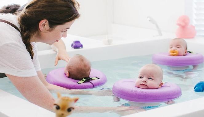 5 Manfaat Baby Spa untuk Kecerdasan dan Kesehatan Sang Buah Hati