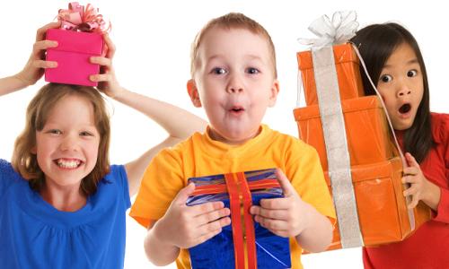Hadiah-hadiah untuk Prestasi Sang Buah Hati
