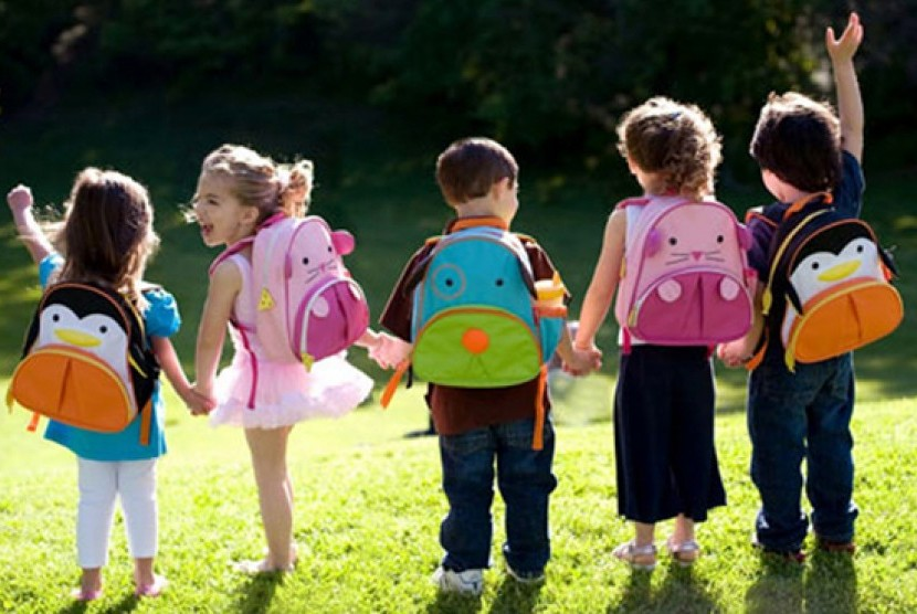 Tips Jitu Memilih Tas Sekolah untuk Si Kecil