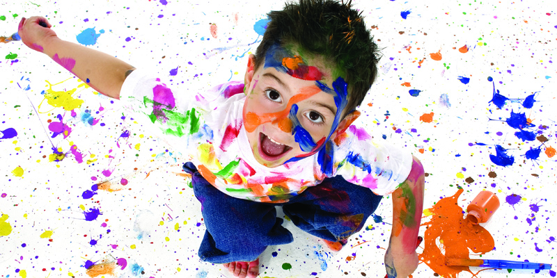 Cara-cara Jitu Untuk Mendukung Bakat Seni Anak