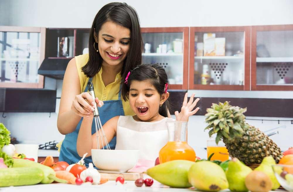 Dengan Resep Ini, Memasak Bersama Anak Akan Mudah dan Menyenangkan!