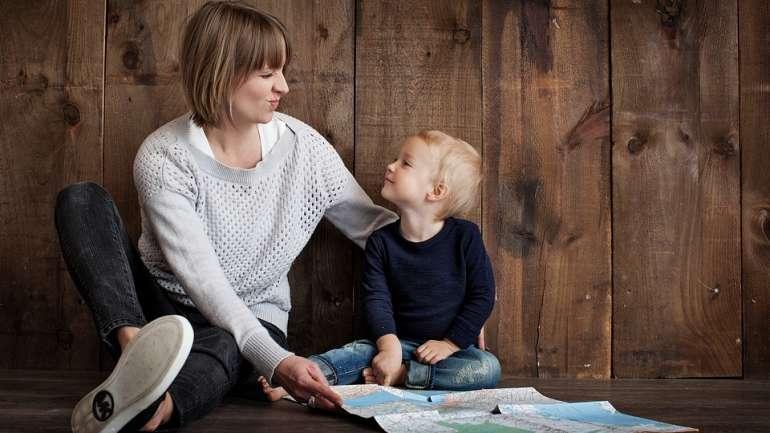 diskusi dengan anak