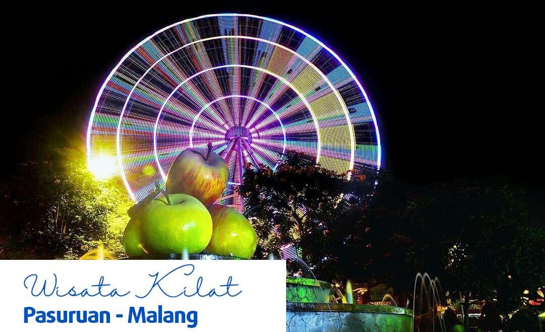Wisata Kilat Pasuruan-Malang Hanya 2 Jam Loh!